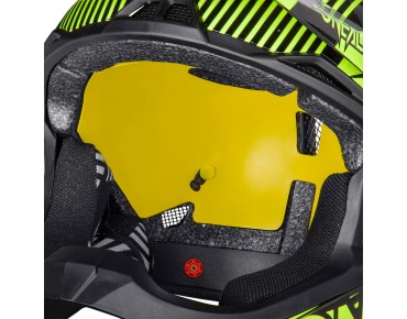 O´NEAL FURY MIPS Vollvisierhelm black/yellow