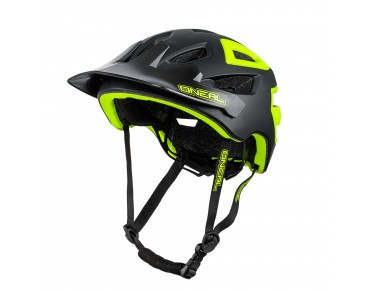 O´NEAL PIKE Helm black/yellow