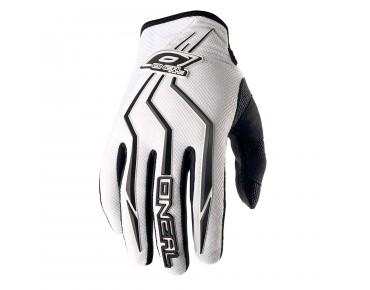 O´NEAL ELEMENT gloves white