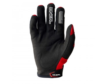 O´NEAL ELEMENT gloves red