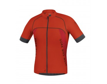 GORE BIKE WEAR ALP-X PRO jersey orange.com