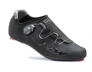 NORTHWAVE FLASH CARBON Rennrad Schuhe black