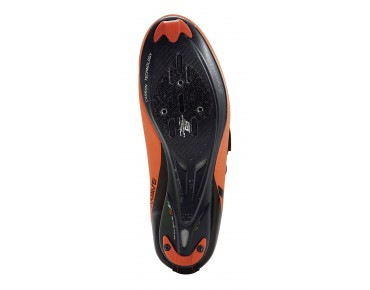 NORTHWAVE PHANTOM CARBON Rennrad Schuhe lobster orange/black