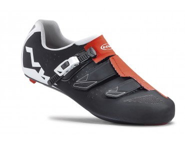 NORTHWAVE PHANTOM SRS Rennrad Schuhe black/red/white