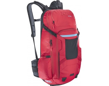 evoc FREERIDE TRAIL 20L Rucksack red