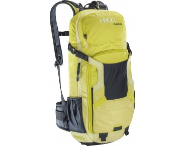 evoc FREERIDE ENDURO 16L backpack sulphur/yellow