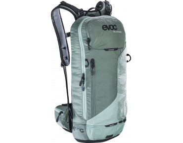 evoc FR LITE RACE 10L olive/light teal