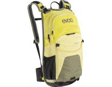 evoc STAGE 12L backpack sulphur/yellow/olive