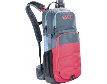 evoc CC 16L backpack slate/red