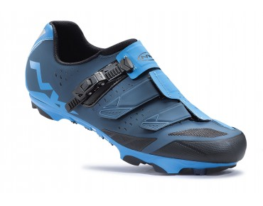 NORTHWAVE SCREAM SRS MTB Schuhe blue/light blue