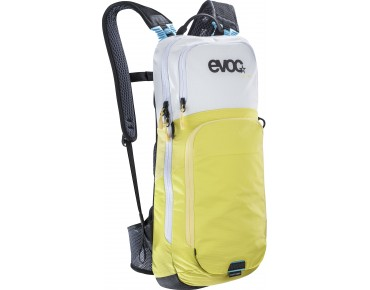 evoc CC 10L backpack white/sulphur