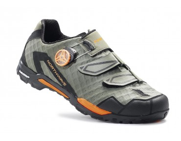 NORTHWAVE OUTCROSS PLUS trekking shoes forest