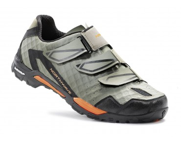NORTHWAVE OUTCROSS trekking shoes forest
