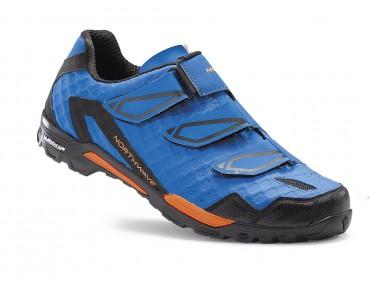 NORTHWAVE OUTCROSS Trekking Schuhe blue