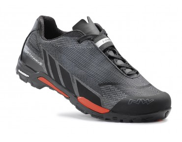 NORTHWAVE OUTCROSS KNIT trekking shoes black