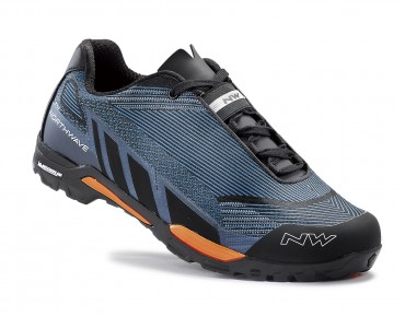 NORTHWAVE OUTCROSS KNIT trekking shoes blue