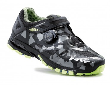NORTHWAVE SPIDER PLUS 2 MTB/trekking shoes black camo