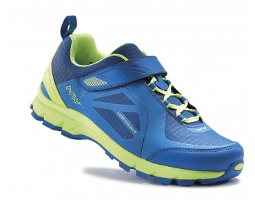 NORTHWAVE ESCAPE EVO trekking shoes blue/lime