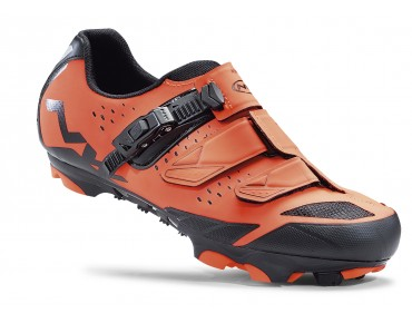 NORTHWAVE SPARKLE SRS women's MTB shoes lobster orange/black