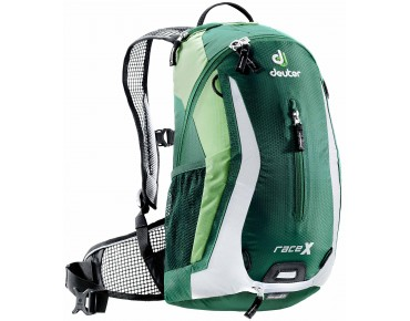 deuter RACE X rugzak forest/avocado