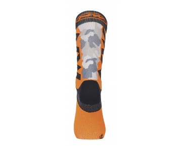 NORTHWAVE EXTREME TECH PLUS socks camo/orange fluo