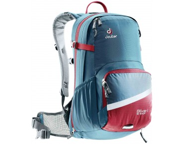 deuter BIKE I AIR EXP 16 Rucksack artic/cranberry