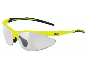 NORTHWAVE TEAM PHOTOCROMATIC sunglasses yellow fluo/black