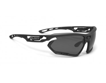 RUDY PROJECT FOTONYK sports glasses matte black-bumpers black/smoke black