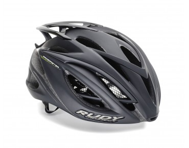 RUDY PROJECT RACEMASTER Helm black stealth matte