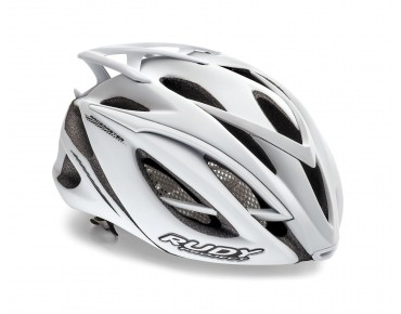 RUDY PROJECT RACEMASTER Helm white stealth matte
