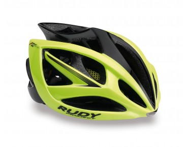 RUDY PROJECT AIRSTORM helmet yellow fluo/black matt