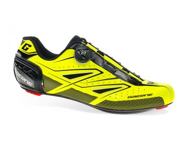 GAERNE CARBON G TORNADO road shoes yellow
