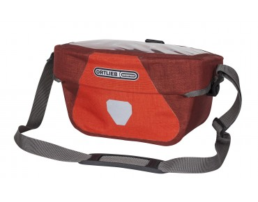 ORTLIEB Ultimate 6 S Plus Lenkertasche signalrot- d. chili