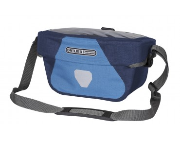 ORTLIEB Ultimate 6 S Plus Lenkertasche denim-stahlblau