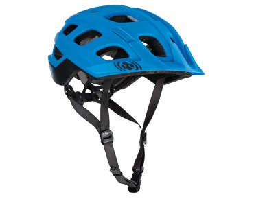 IXS TRAIL XC - casco fluor blue