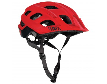 iXS TRAIL XC - casco fluor red