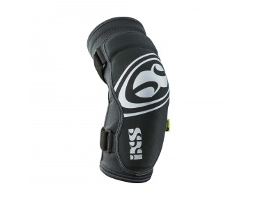 iXS THE CARVE EVO ELBOW protectors gun metal grey