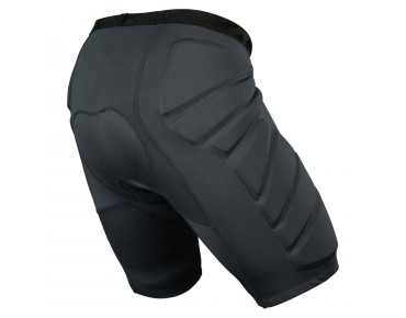 IXS HACK LOWER BODY PROTECTIVE shorts with pad grey