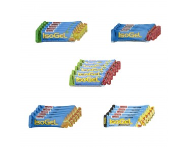 High5 IsoGel Mixed Box 25 gels of 60 ml each mixed
