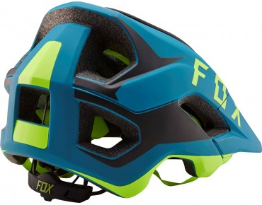FOX METAH Helm FLOW teal