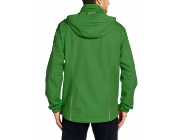 VAUDE ESCAPE BIKE LIGHT JACKET waterproof jacket parrot green