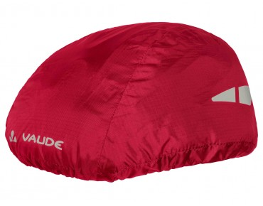 VAUDE HELMET RAINCOVER Helmüberzug indian red
