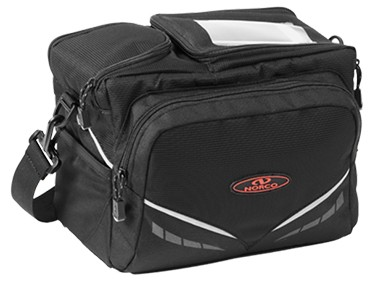 NORCO KANSAS handlebar bag black