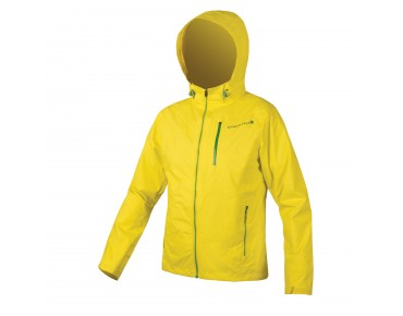ENDURA SINGLETRACK regenjack yellow