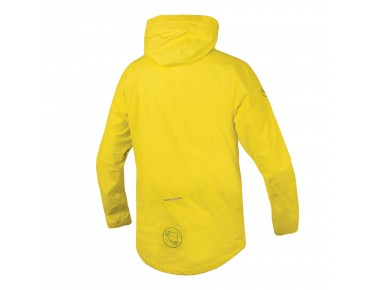 ENDURA SINGLETRACK waterproof jacket yellow
