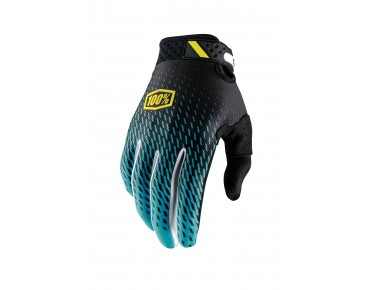 100% RIDECAMP gloves black