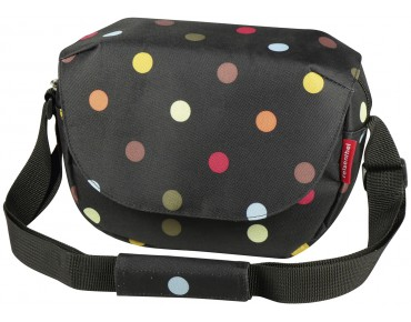 Reisenthel FUNBAG handlebar bag incl. KLICKfix adapter dots