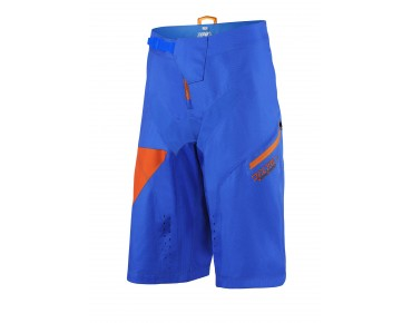 100% R-CORE SUPRA DH cycling shorts royal