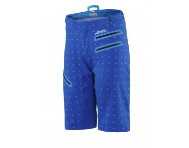 100% AIRMATIC SKYLAR Damen Bikeshorts royal