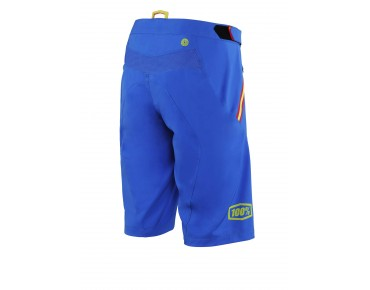 100% AIRMATIC FAST TIMES cycling shorts royal
